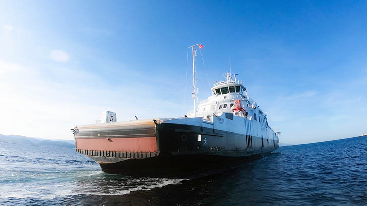 Sefine Shipping Florøy