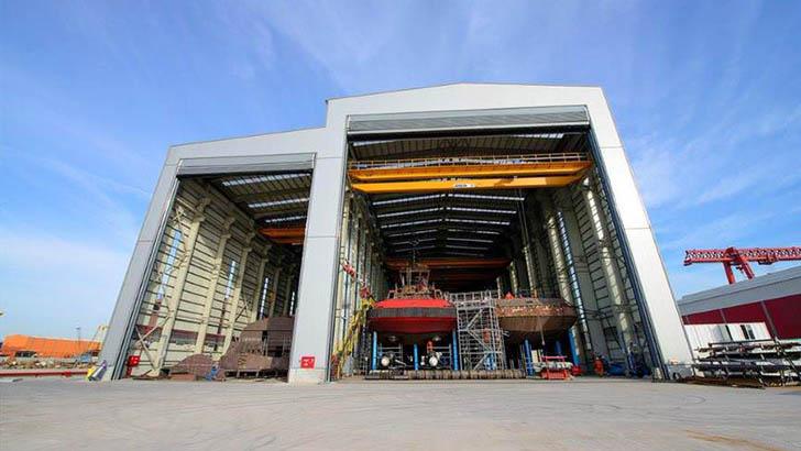 Sanmar Shipyards