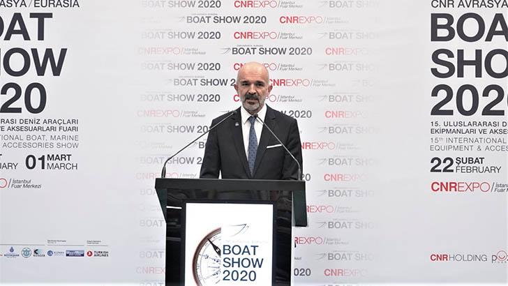 CNR Holding İcra Kurulu Üyesi / CEO Ali Bulut