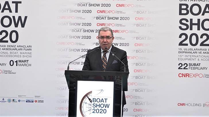 DENTUR Yönetim Kurulu Başkanı Alparslan Sirkecioğlu