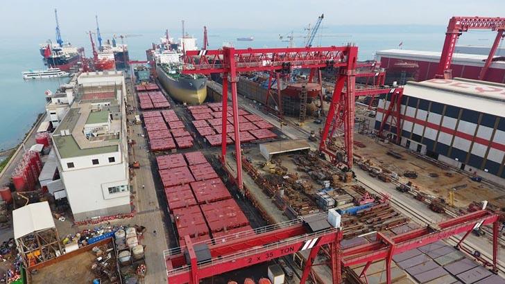 Beşiktaş Shipyard