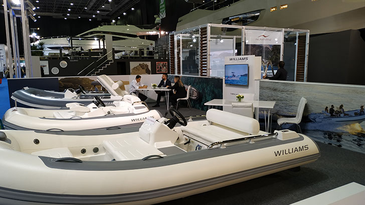 CNR Boat Show