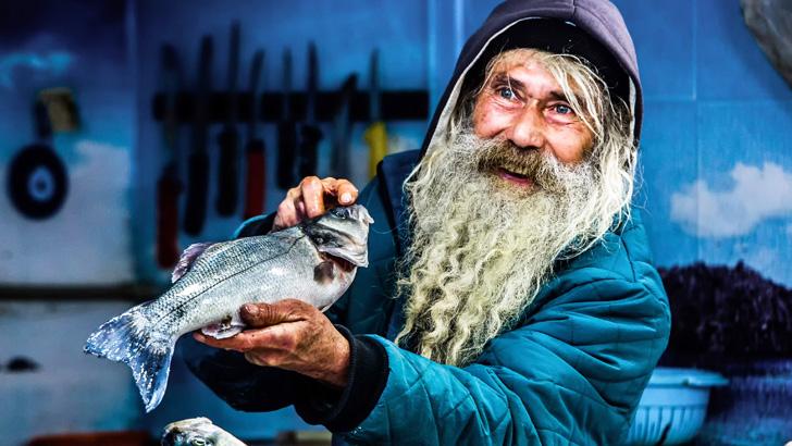 Balık fotoğrafı yarışması