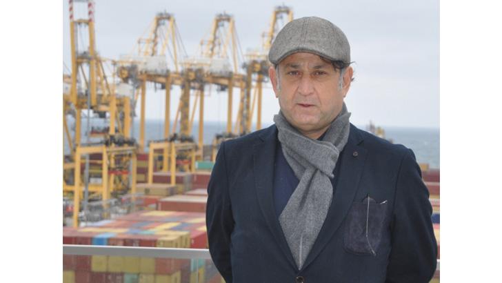 Asyaport Genel Müdürü Kadir Uzun