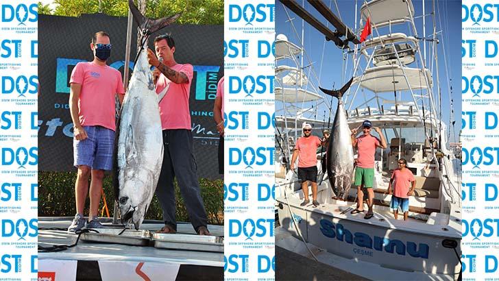 DOST Sportif Balıkçılık Turnuvası