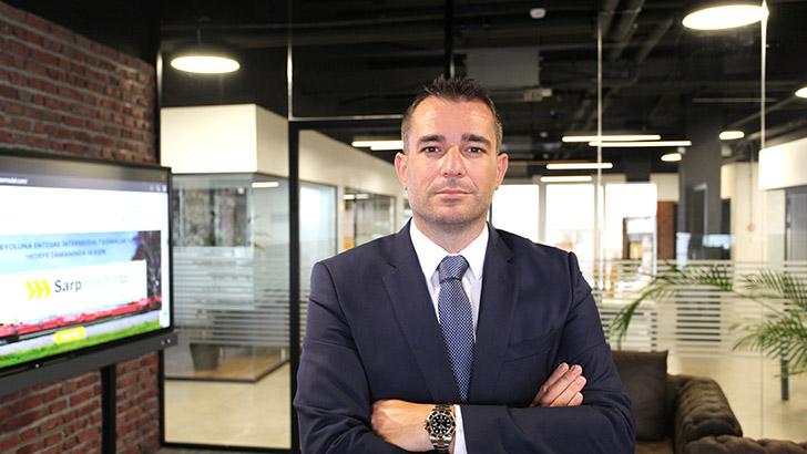 Sarp Intermodal CEO Onur Talay